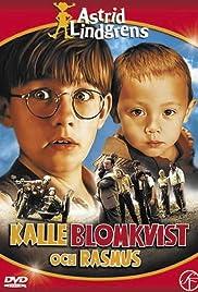 Kalle Blomkvist och Rasmus Poster