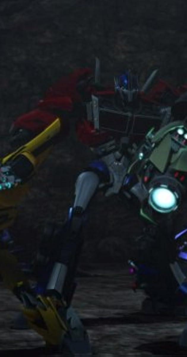 quottransformers primequot crossfire tv episode 2012 release
