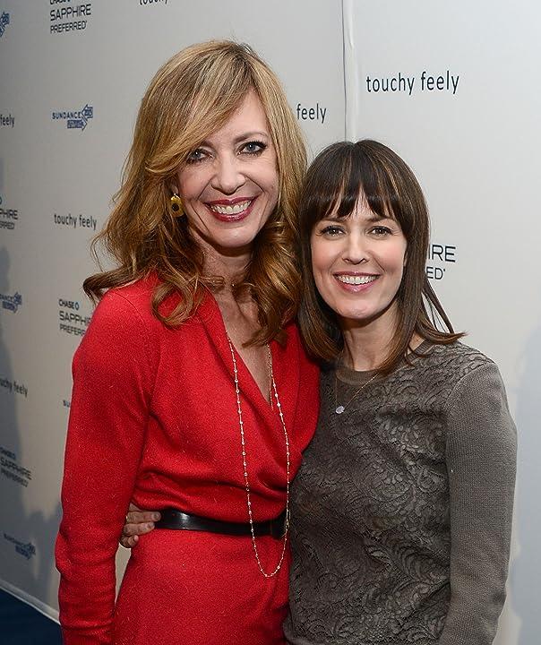 Allison Janney and Rosemarie DeWitt