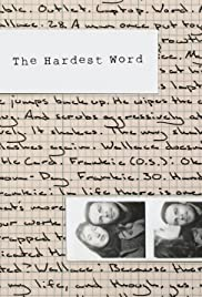 The Hardest Word Poster