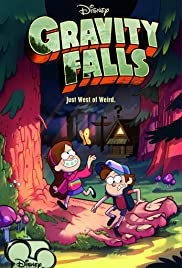 Gravity Falls Poster - TV Show Forum, Cast, Reviews