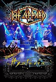 Def Leppard Viva! Hysteria Concert Poster