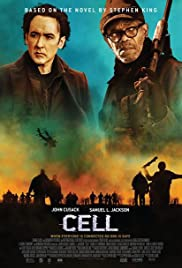 Cell (2016) Poster - Movie Forum, Cast, Reviews