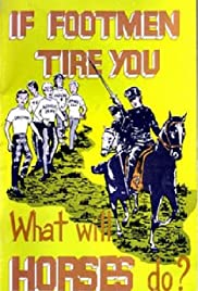 If Footmen Tire You What Will Horses Do? (1971) Poster - Movie Forum, Cast, Reviews