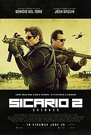 Sicario: Day of the Soldado poster