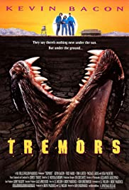 Tremors (1990) Poster - Movie Forum, Cast, Reviews