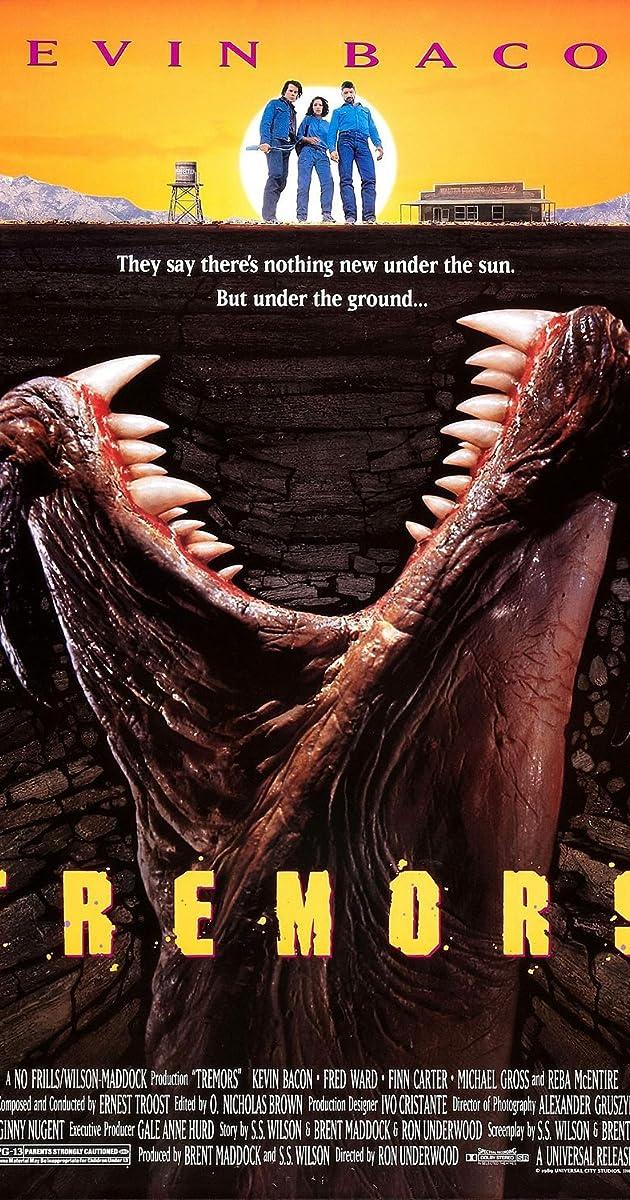 Virpesiai / Tremors (1990) Online