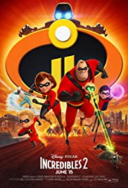 Incredibles 2 (English)