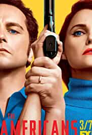The Americans tv poster