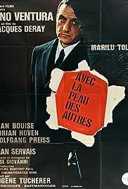 Avec la peau des autres(1966) Poster - Movie Forum, Cast, Reviews