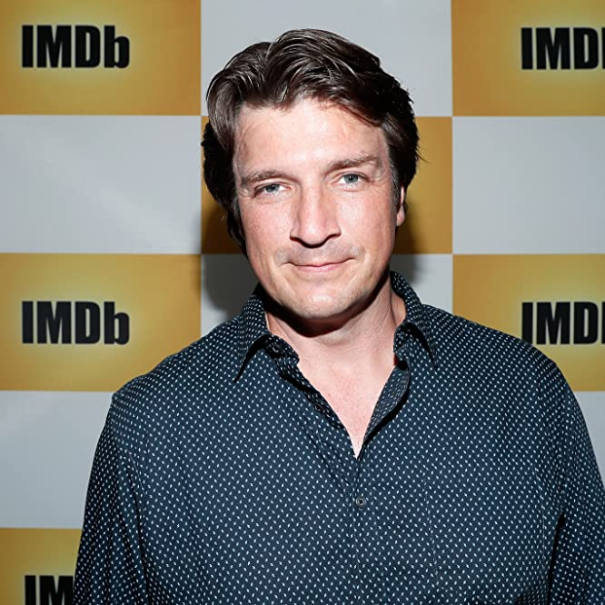 Nathan Fillion at an event for IMDb at San Diego Comic-Con (2016)