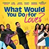 Shanti Lowry, Gabrielle Dennis, Christian Keyes, and Vanessa Simmons in What Would You Do for Love (2013)