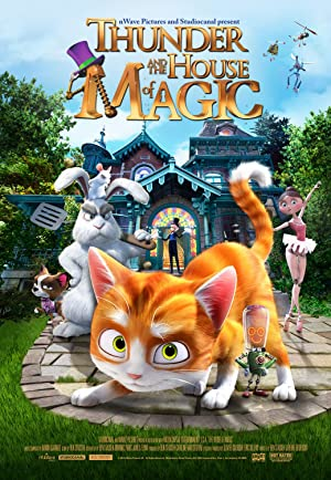 Thunder and the House of Magic (2013) Download on Vidmate