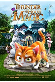 Nonton Film Thunder and the House of Magic (2013)