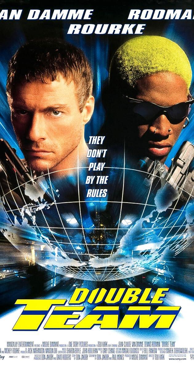 Porininkai / Double Team (1997) Online