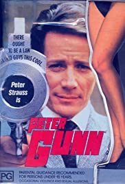 Peter Gunn (1989) Poster - Movie Forum, Cast, Reviews