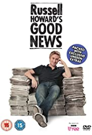 Russell Howard's Good News Poster - TV Show Forum, Cast, Reviews