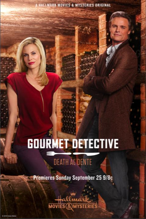 image Death Al Dente: A Gourmet Detective Mystery (2016) (TV) Watch Full Movie Free Online
