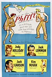Phffft (1954) Poster - Movie Forum, Cast, Reviews