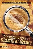 Image of Dobrodruzství kriminalistiky