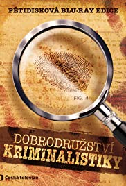 Dobrodruzství kriminalistiky Poster - TV Show Forum, Cast, Reviews