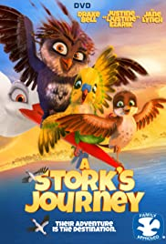 NONTON MOVIE – A STORK'S JOURNEY (2017)