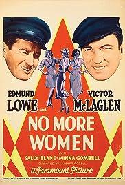 No More Women Poster