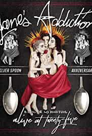 Janes Addiction Ritual De Lo Habitual Alive at Twenty Five