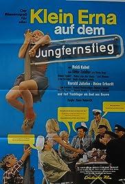 Klein Erna auf dem Jungfernstieg Poster