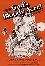 God's Bloody Acre Poster