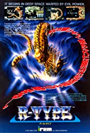 R-Type Poster