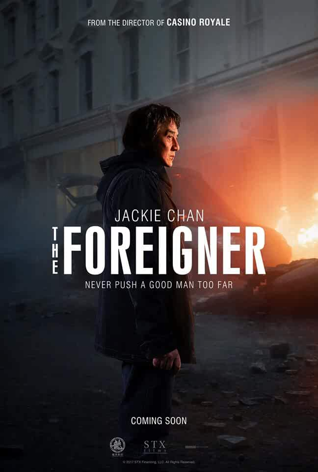 The Foreigner 2017 English 480p HDTS full movie watch online freee download at movies365.cc