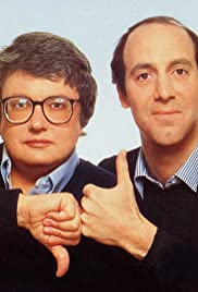 Siskel & Ebert Poster - TV Show Forum, Cast, Reviews