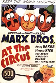 At the Circus (1939) Poster - Movie Forum, Cast, Reviews