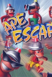 Ape Escape (1999) Poster - Movie Forum, Cast, Reviews