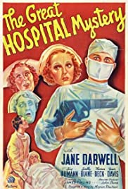 The Great Hospital Mystery Poster