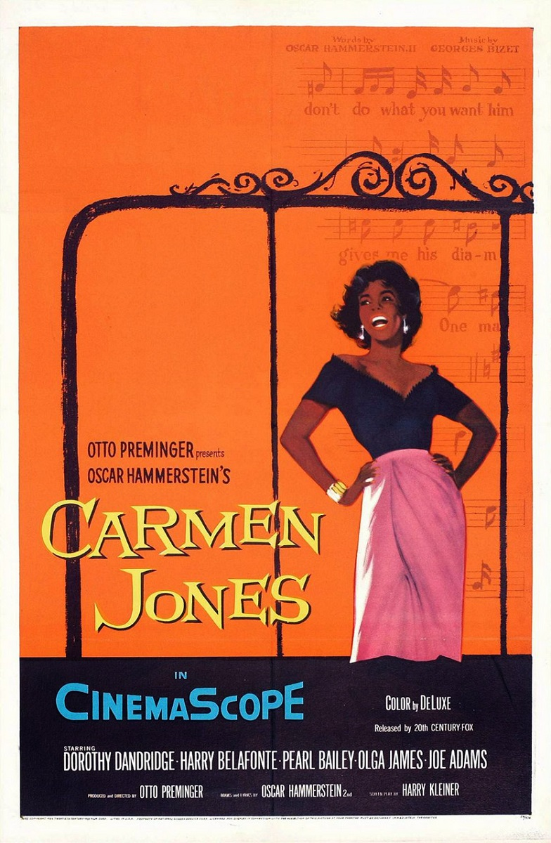 image Carmen Jones Watch Full Movie Free Online