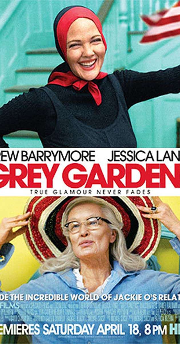 Grey Gardens Tv Movie 2009 Plot Summary Imdb