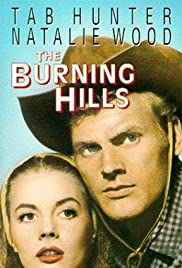 The Burning Hills Poster