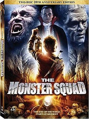 El Escuadrón Anti Monstruos / Una Pandilla Alucinante (1987)