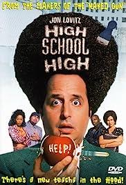 High School High Poster