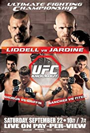 UFC 76: Knockout Poster