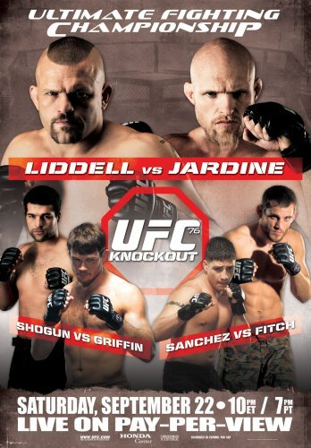 image UFC 76: Knockout (2007) (TV) Watch Full Movie Free Online