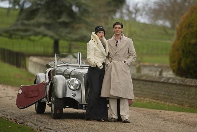 Jessica Biel and Ben Barnes in Easy Virtue (2008)