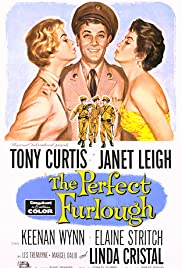 The Perfect Furlough (1958) Poster - Movie Forum, Cast, Reviews