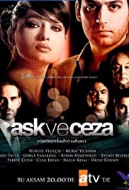 Ask ve ceza Poster