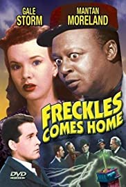 Freckles Comes Home Poster