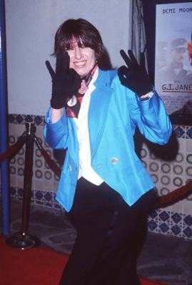 Chrissie Hynde at an event for G.I. Jane (1997)