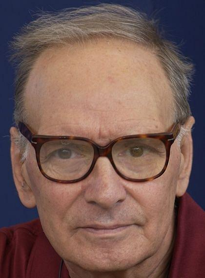 Locarno Film Festival 2003: Encounter with Ennio Morricone.