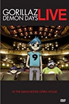 Image of Gorillaz: Live in Manchester